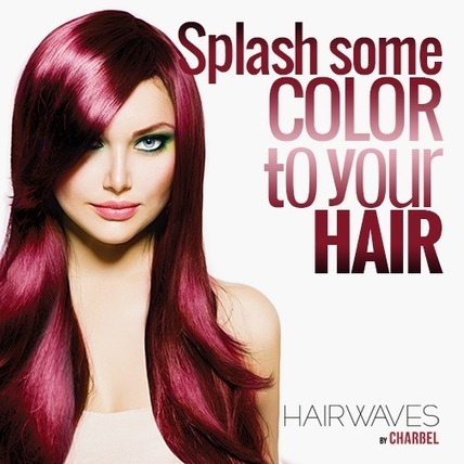 Get the color that suits you best. Consult hair color experts at HAIRWAVES | Fashion in UAE | Scoop.it