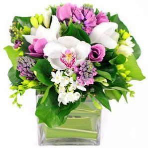 Joy Pink. Adorable flower arrangement for online delivery! | Same Day Flowers Delivery in London | Scoop.it