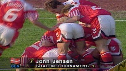 EM-finalen 1992: Det uventede mesterskab   Sport   Scoop.it