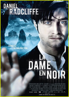 Daniel Radcliffe : 'Woman in Black' French Poster! | Bollywood Trendz | celeb style | Scoop.it