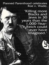 50 Million Abortions In America - Hitler Would Be Proud | Better half, and best half. | Scoop.it