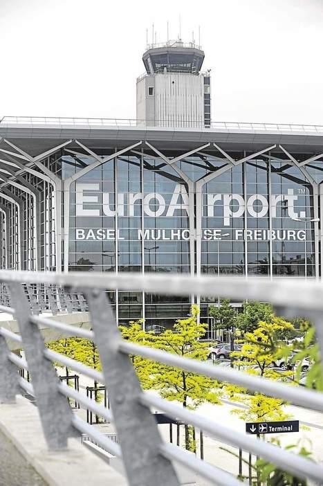 L'aéroport de Bâle-Mulhouse | Actualités Alsace | Scoop.it