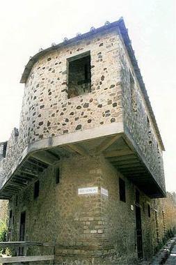 Las Casas del Placer en la Antigua Pompeya   LVDVS CHIRONIS 3.0   Scoop.it