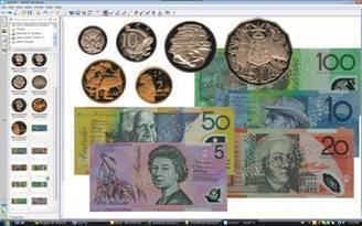 Australian Money for your SMART Board » primaryedutech.com | Money Madness - Early Stage 1 Resources for SSES1: The Use of Money | Scoop.it