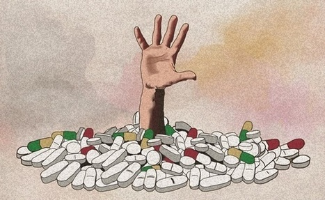 Costs of US prescription opioid epidemic estimated at $78. 5 billion | Substance Use and Addiction | Scoop.it