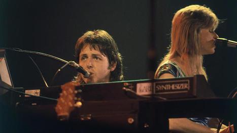 Doyle details Paul McCartney's post-Beatles 'Run' - Boston Herald   TheBeatles   Scoop.it