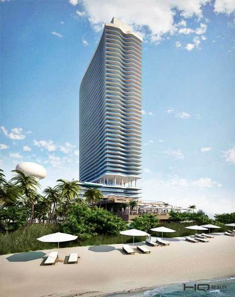 Hyde Beach Miami Residences - HQ Realty | Miami Condos for Sale | Scoop.it