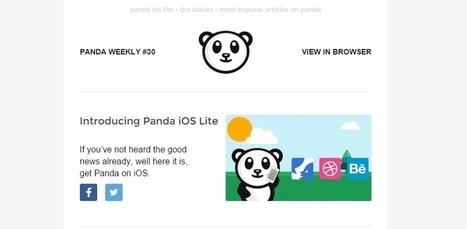 15 newsletters indispensables : web, design, tech, culture, actualité... - Blog du Modérateur   Emploi Store   Scoop.it