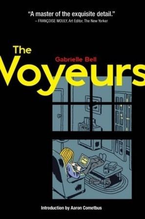 Review: The Voyeurs by Gabrielle Bell   The Comics Journal   Ladies Making Comics   Scoop.it