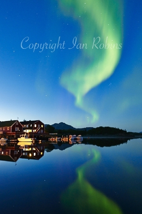 #Aurore boréale #Norvege #visitnorway | Hurtigruten Arctique Antarctique | Scoop.it