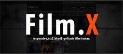 FilmX WordPress Film Teması | metinsarac.net | Kişisel Blog | Scoop.it