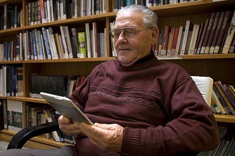 Seis de cada diez mayores de 65 años en los EE.UU. han adoptado la tecnología | Noticias y comentarios de actualidad sobre el libro electrónico. Documenta 46 | Scoop.it