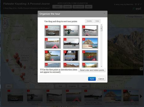 Create Your Own Story Maps, For Free: A Simple Tutorial | Geospatial Pro - GIS | Scoop.it