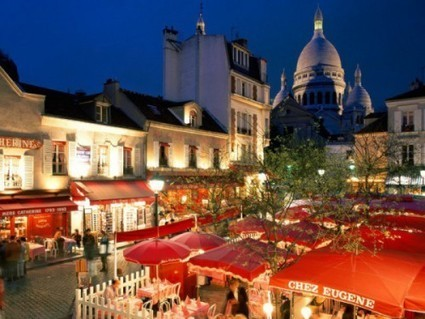 MONTMARTRE : UN QUARTIER HORS DU TEMPS | Varieté | Scoop.it