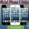 iPhone 5 Unlocking - Official Unlock iPhone 5 on any SIM