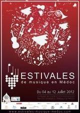 Musique et vin : Estivales 2012 dans les Châteaux du Médoc | AXA Millesimes by VitaBellaWine | Scoop.it