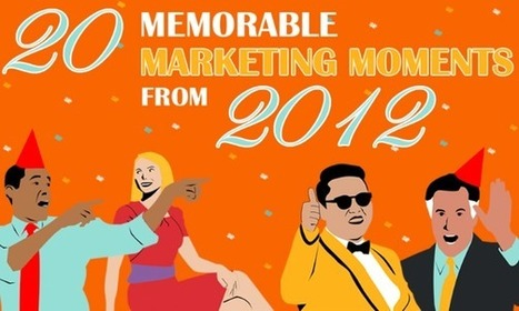 20 of the Most Memorable Marketing Moments in 2012 [INFOGRAPHIC] | Web Marketing Area | Scoop.it