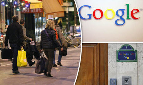 Calls to probe UK Google sweetheart deal after French police raid Paris office | Business Video Directory | Scoop.it