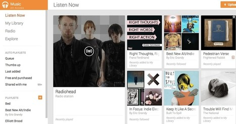 Google Play Music All Access rumoured to launch in Canada by the end of August - MobileSyrup.com   A Modern Approach to Music Accessibility   Scoop.it