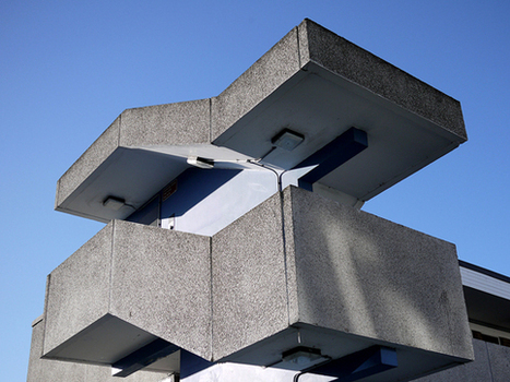 Creative Review - This Brutal House   design-beton   Scoop.it