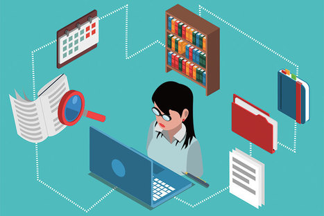 Librarians in the Digital Age | American Libraries Magazine | The Information Professional | Scoop.it