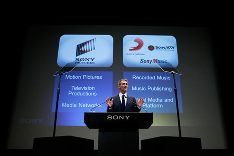 Sony Hackers Threaten to Release a Huge 'Christmas Gift' of Secrets | WIRED | Technology by Mike | Scoop.it