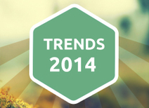 10 webdesigntrends voor 2014 - Frankwatching | UX and UI and Design trends | Scoop.it
