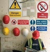 HSE sounds warning as it begins two-week site spot-check    | Beat The Cowboy Builder | Scoop.it
