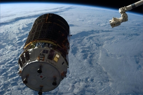 International Space Station crew captures Japanese cargo ship - CBS News | Anonymous Canada International news | Scoop.it