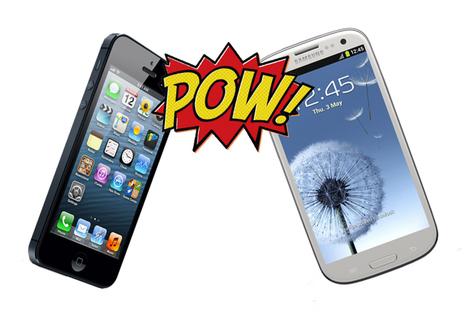 Samsung se moque d'Apple dans sa nouvelle publicité ! | WebMarketing & Social Media | Scoop.it