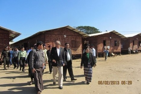 UN Allowed to Help Kachin Civilians in Rebel Areas | The Irrawaddy Magazine | Children of the Mekong | Scoop.it