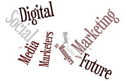 The Future of Digital Marketing | Social Media Today | Online PR | Scoop.it