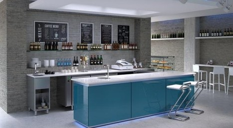 Photorealistic 3D: rendering catering equipment | Digital publishing and printing | Scoop.it