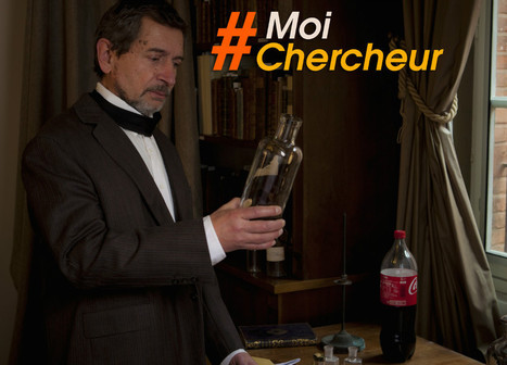 Ma thèse sur Instagram : #MoiChercheur, un concours pour les doctorants   IRDL - Thèses   Scoop.it