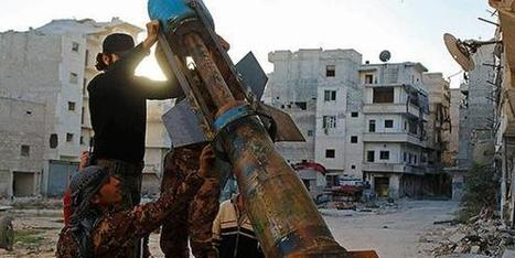 Turkey, US to sign deal to train and equip Syrian rebels | Middle East - Key Themes | Scoop.it