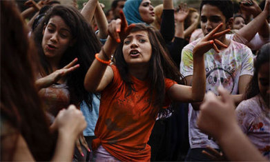 Freedom of movement: dancing Egypt's revolution - The Guardian | chad11:11codes | Scoop.it
