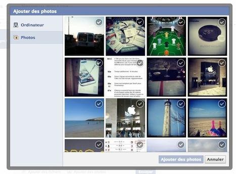 Facebook Messages se modernise en modifiant son interface utilisateur | Froggy'Net et Facebook pour l'entreprise | Scoop.it