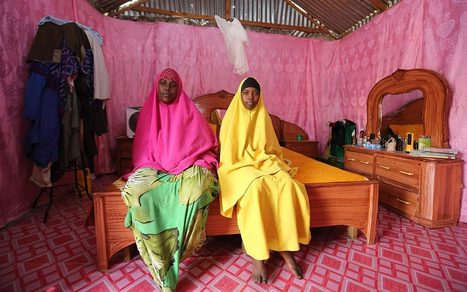 Photos: Mothers and daughters for International Women's Day   Al Jazeera America   Storytelling in the Digital Age   Scoop.it