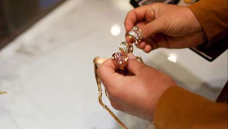 Diefstal juwelen en diamanten stijgt spectaculair | actua Naima | Scoop.it