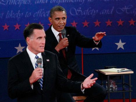 ¿Influyen las redes sociales en las elecciones de EEUU?   La Voz de EEUU   Scoop.it