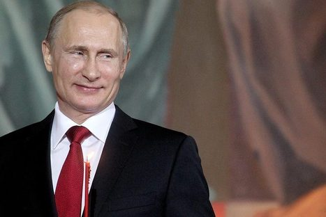 Crimea? Pshaw. CEOs Want to Party With Putin | The Economy Observer | Scoop.it
