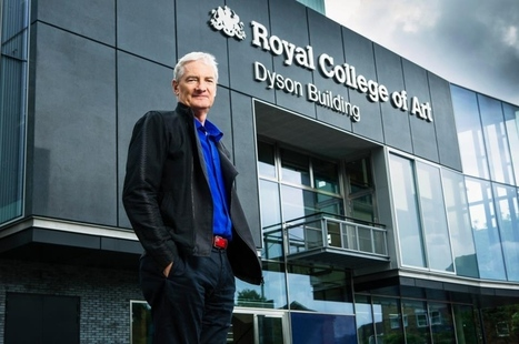 Dyson wants to build domestic robots that 'see and think' like we do ... | Technologies, Robotiques, domotiques et compagnie ... | Scoop.it