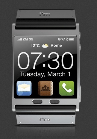 "TechCrunch | I'm Android Watch Now Available For Pre-Order | ""#Google+, +1, Facebook, Twitter, Scoop, Foursquare, Empire Avenue, Klout and more"" 