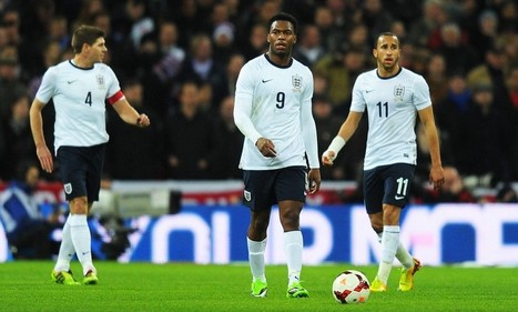 England 0 Germany 1: First back-to-back defeats since 1993 | sport et divertissement | Scoop.it