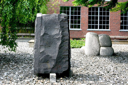 At Home: In the Garden of Isamu Noguchi - Portland Monthly | In the garden | Scoop.it