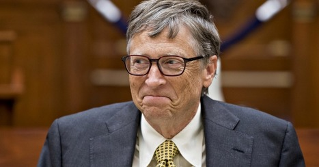 He's Baaack! Bill Gates Shifts Role at Microsoft to Help New CEO | WAPJ News | Scoop.it
