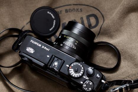 Review: SLR Magic 23mm f1.7 (Fujifilm X Mount)   Chris Gampat   SLR Magic Hyperprime Lenses   Scoop.it