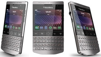Blackberry Porsche Design p'9981 Device In Stock Canada | allsmartphonew | teknologi | Scoop.it