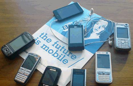 Le mobile sera plus disruptif que le web | artcode | Scoop.it