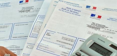 Impôts sur le revenu: le prélèvement à la source effectif avant 2017 ? | Crakks | Scoop.it